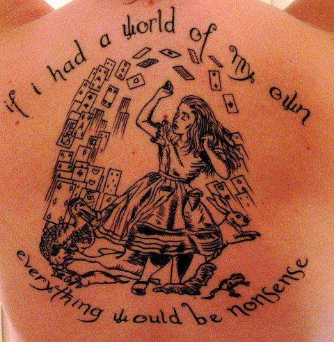 Alice-Harikalar-Diyarinda
