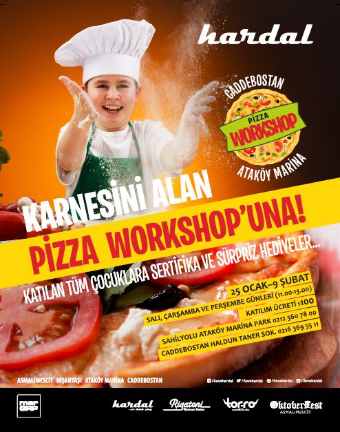 Pizza-Workshop