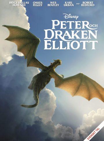 """Poster for the movie """"Pete ve Ejderhası"""""""