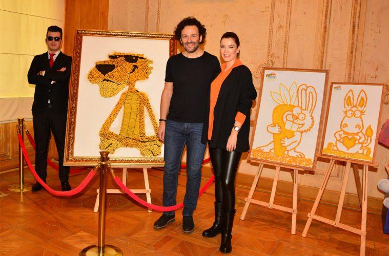 Erdil Yaşaroğlu'nun İkonik Karakterleri Cheetos Müzesi'nde Hayat Buldu |  TrendSetter İstanbul